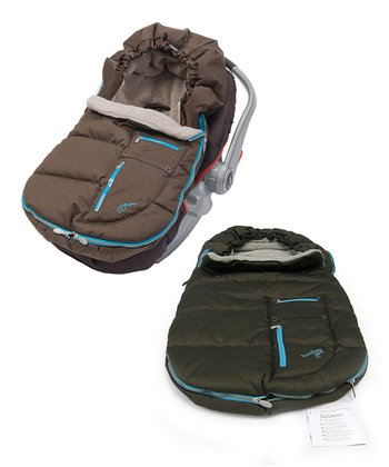 Cocoa Arctic Bundle Me Stroller Jacket Set