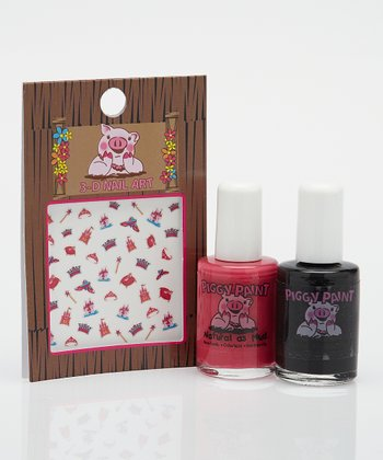 Fairy Princess Nail Polish Set