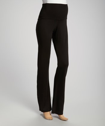Black Noah Maternity Lounge Pants