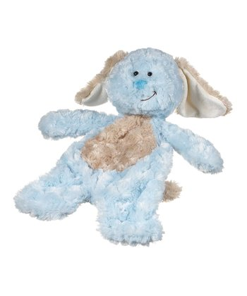 GANZ Blue Puppy Flat-A-Pet Plush Toy
