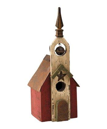 Hanging Chapel Birdhouse