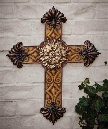 Majestic Cross Wall Art