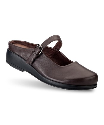 Brown Dawn Mule - Women