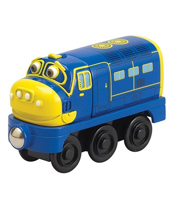 Blue & Yellow Brewster Engine