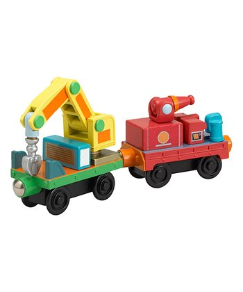 Rescue Car Set