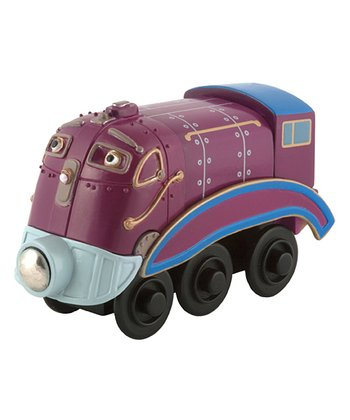 Purple & Blue Speedy McAllister Engine