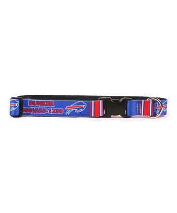 Buffalo Bills Personalized Collar