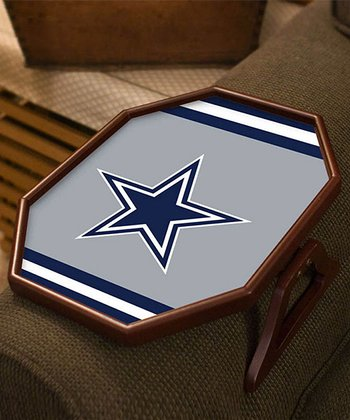 Dallas Cowboys Armchair Snack Tray