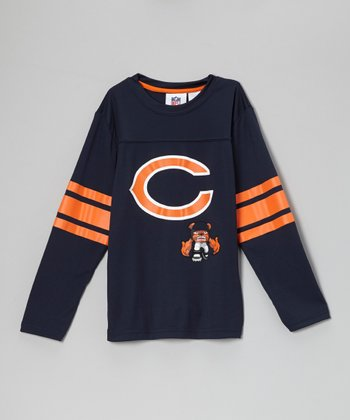 Chicago Bears Rush Zone Tee - Kids