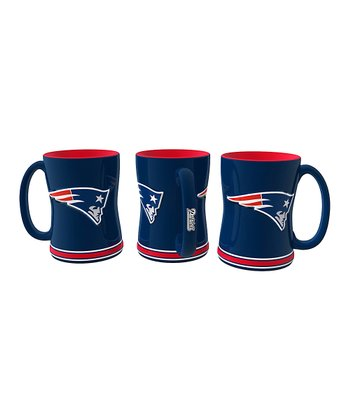 New England Patriots 14-Oz. Coffee Mug