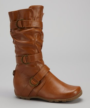 Tan Valley Boot