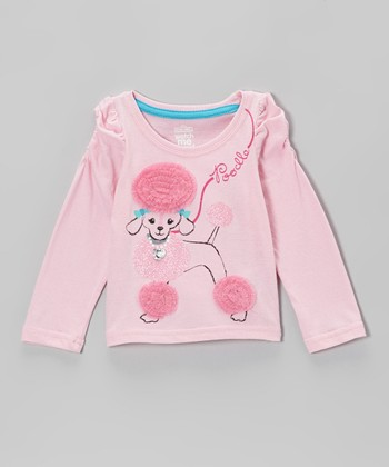 Pink Poodle Tee - Infant & Toddler