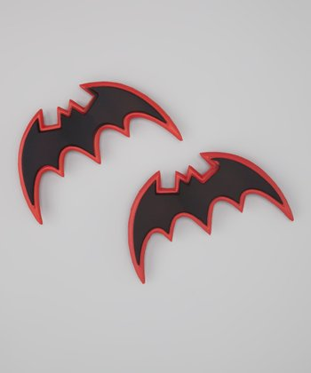 Rubie's Black Batman Batarang Set
