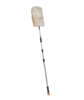 Extendable Pole Wool Duster