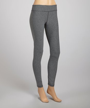 Heather Charcoal Leggings