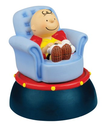 Nap Time Musical Figurine