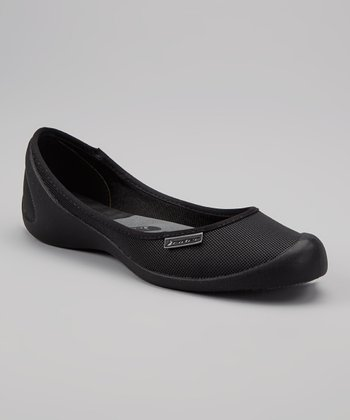 Black Zen II Flat - Women