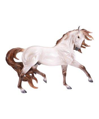 Lusitano Horse Figurine