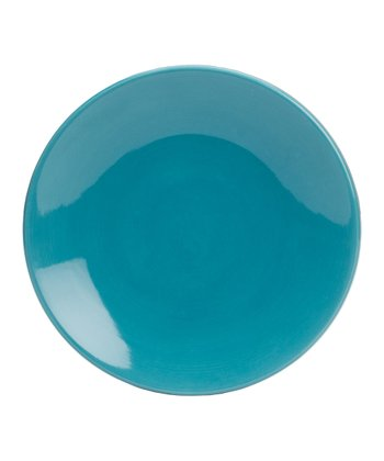 Aqua Dinner Plate - Set of Four