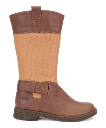 Brown Ada Boot