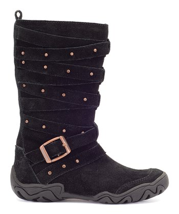 Black Edrea Boot