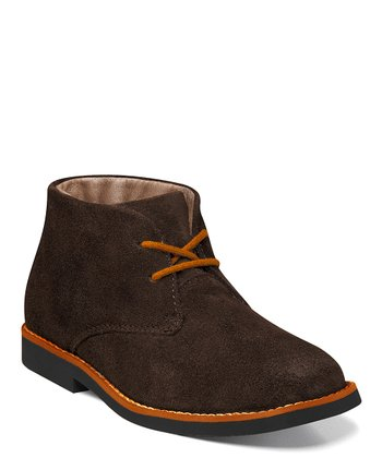 Brown Doon Chukka Jr. Boot