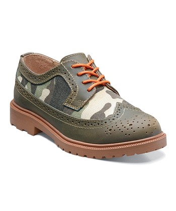 Olive Valco Jr Oxford