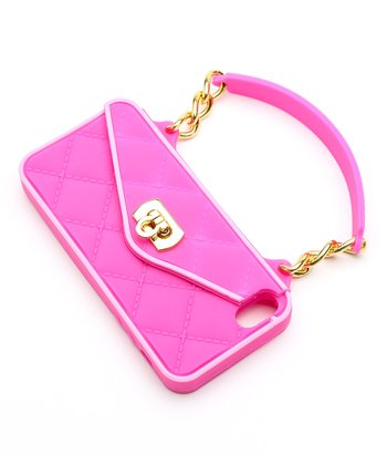 Pink pursecase for iPhone 4/4s