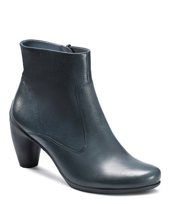 Pavement Blue Sculptured 65 Ankle Boot