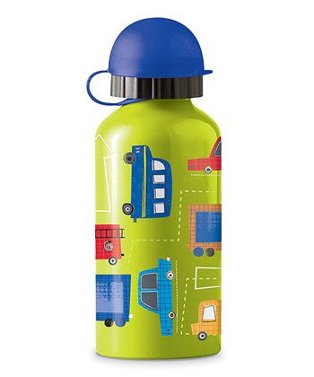 Traffic Jam Drinking Bottle