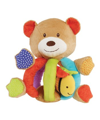 Honey Bear Plush