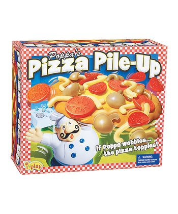 Poppa's Pizza Pile Up Game