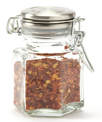 4-Oz. Hexagonal Spice Jar - Set of 12