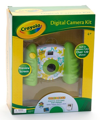 Crayola Green 2.1MP Camera