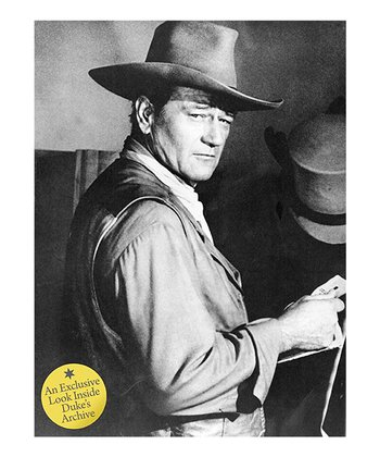 John Wayne: The Legend & The Man Hardcover