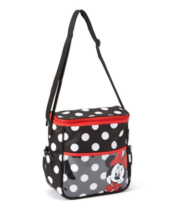 Polka Dot Minnie Insulated Mini Bag