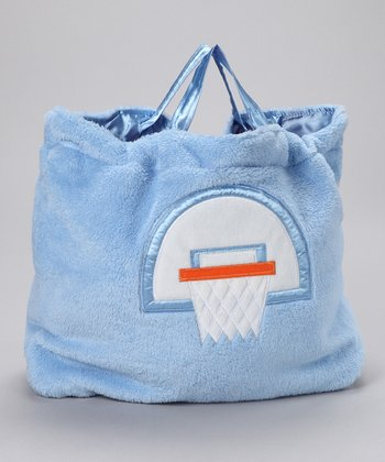 OC Daisy Blue Basketball Napbag