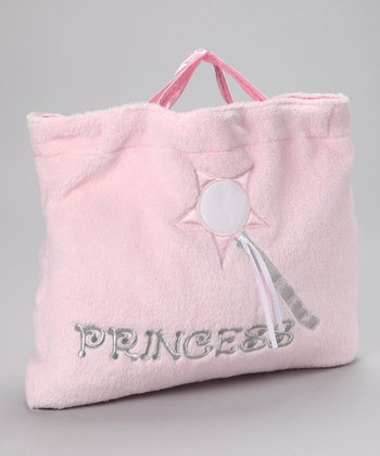 OC Daisy Pink Princess Personalized Napbag