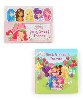 Berry Sweet Friends Board Book Set