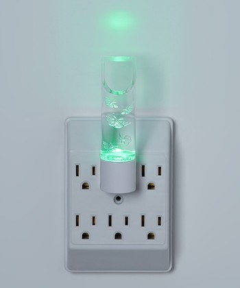 Green LED Night-Light