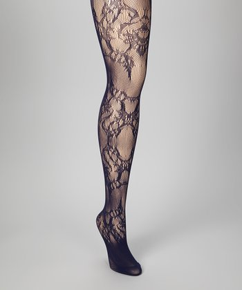 Royal Lace Tights