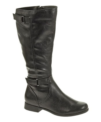 Black Motive Boot - Women