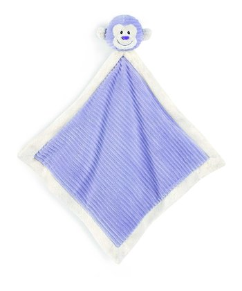 Purple Monkey Pal Security Blanket