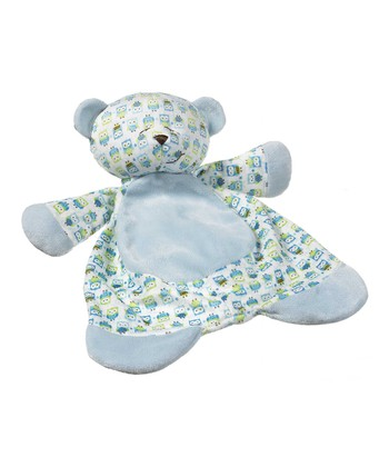 GANZ Blue Sleepy Time Bear
