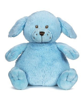 Blue Dog Bean Bodies Plush Toy