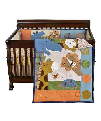 Peekaboo Bedding Set