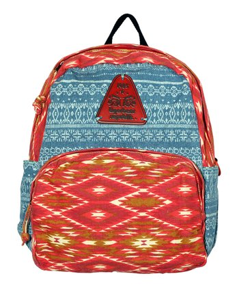 Red Diamond Denim & Arizona Dr. Jones Backpack