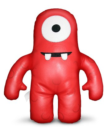 Muno Yo Gabba Gabba! Designer Plush Pillow Doll