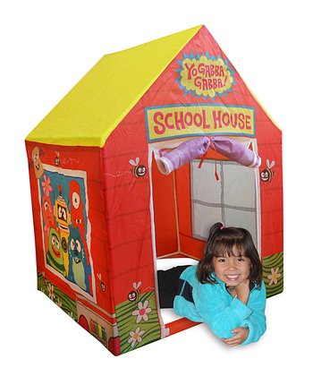 Yo Gabba Gabba! School Playhouse