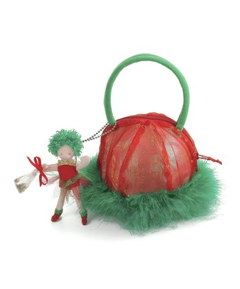 Green Ixie Bixie Pixie™ Purse